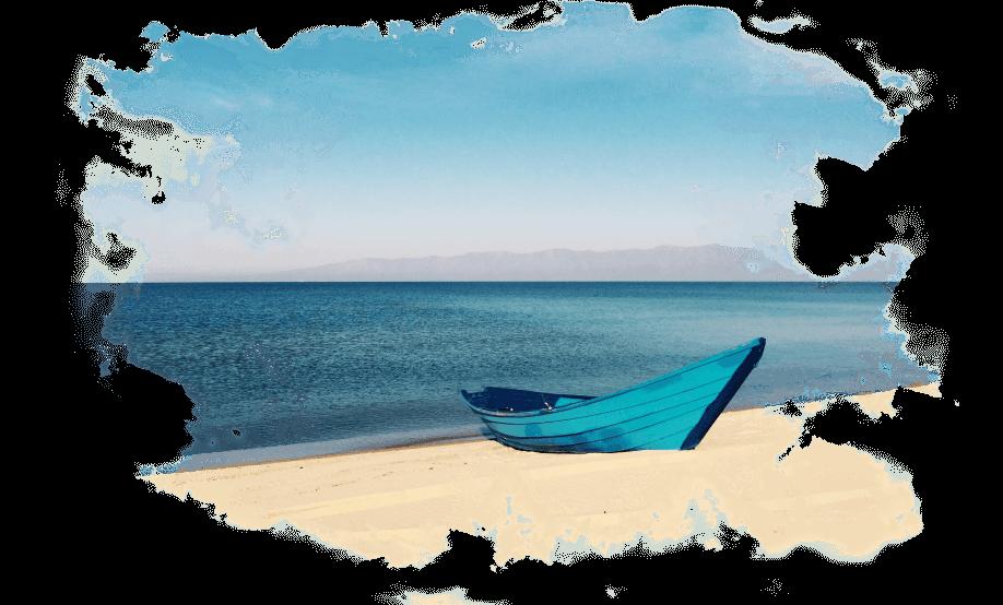 обложка видео, Ирина на фоне океана